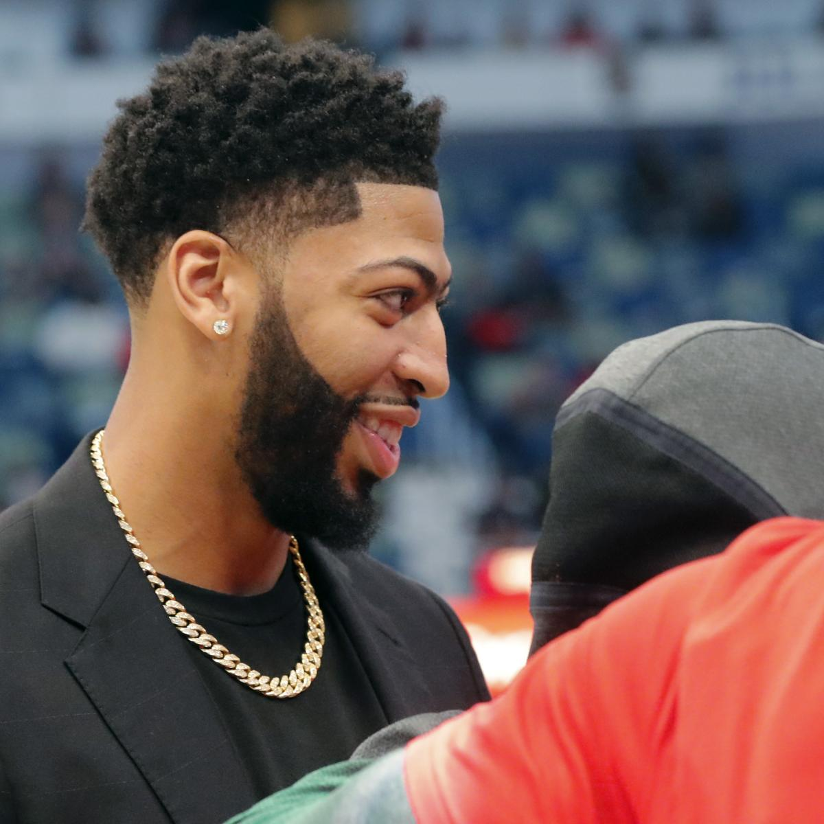 What If the Lakers Can't Land Anthony Davis at the Trade Deadline?