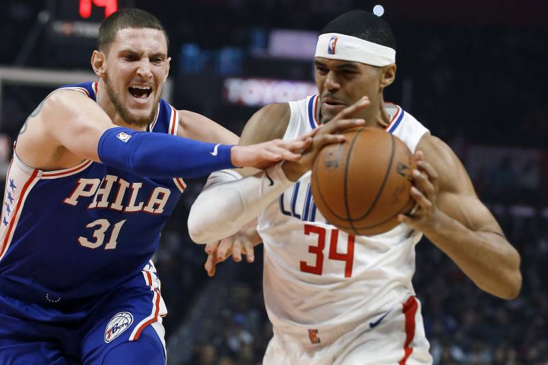 Biggest Winners and Losers from 76ers-Clippers Tobias Harris