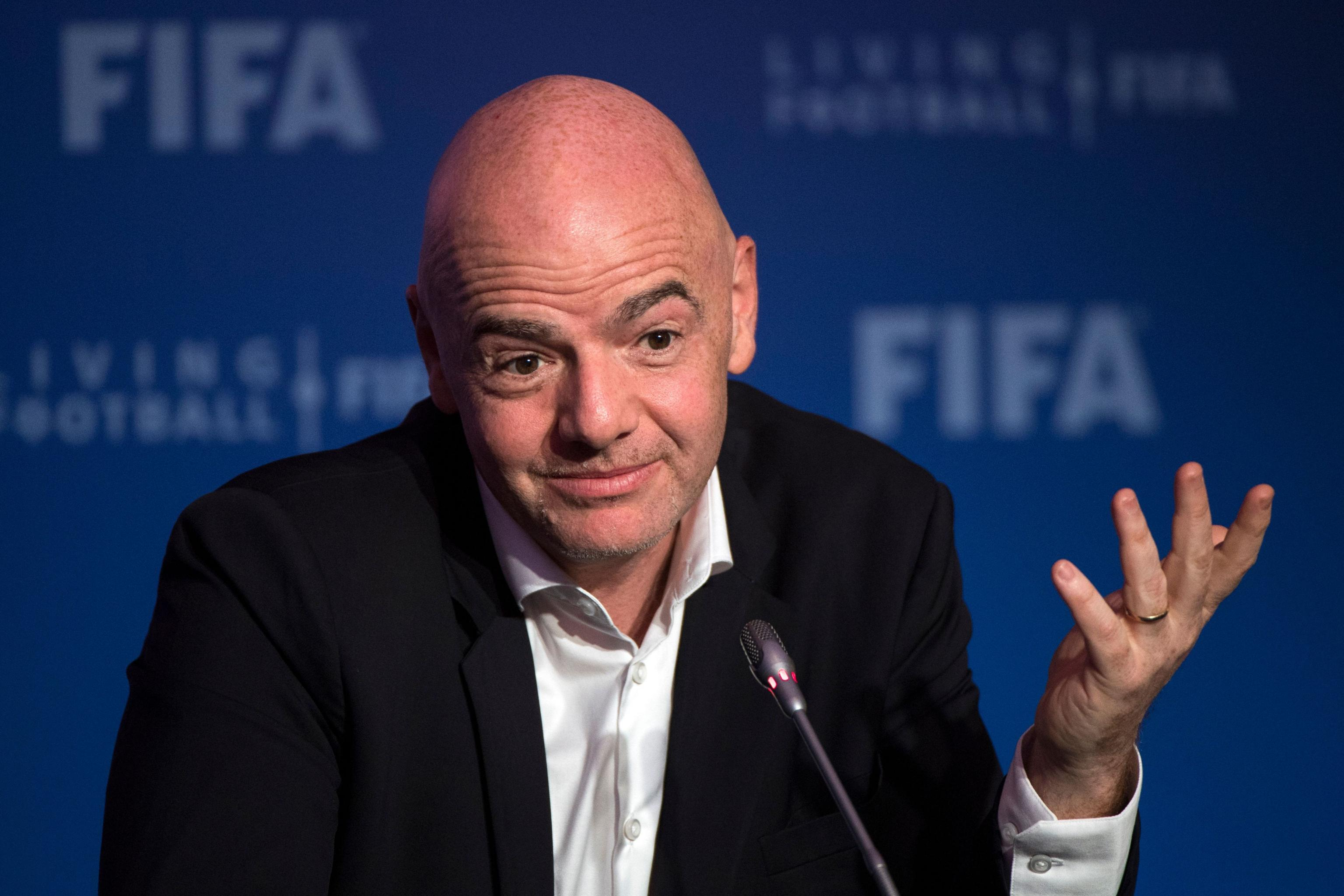 Gianni Infantino to Run Unopposed in FIFA Presidency Election in June |  Bleacher Report | Latest News, Videos and Highlights