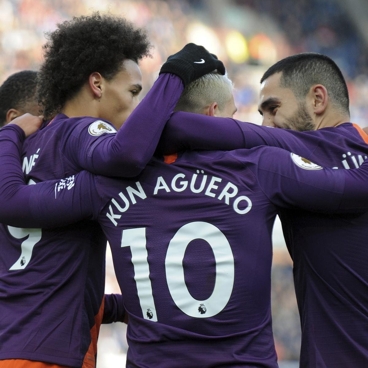 Champions League 2019 Round Of 16 Leg 2 Live Stream Tv: Schalke Vs. Manchester City: How To Watch, Schedule, Odds