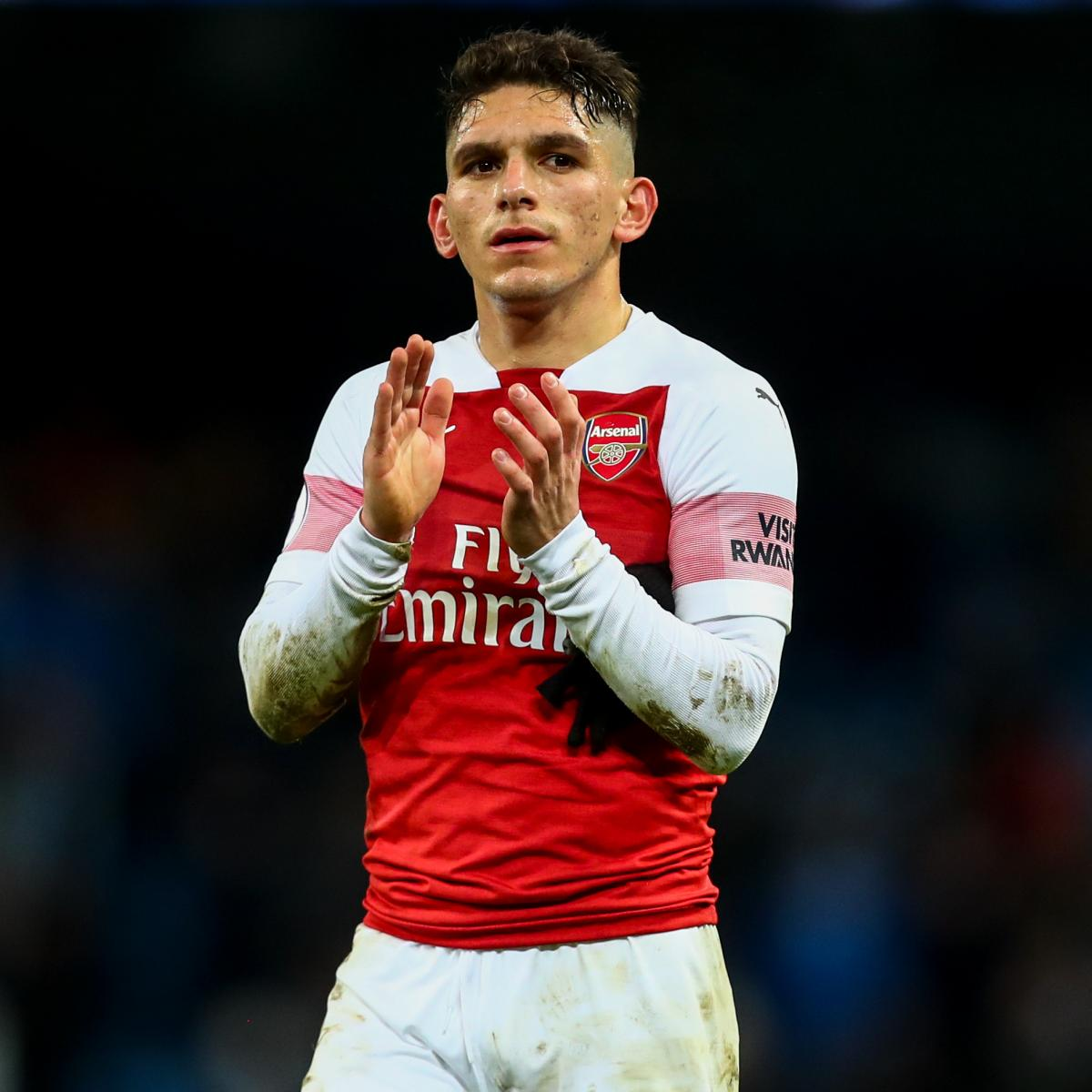 Reports Arsenal Were Ready To Sign Lucas: Lucas Torreira Says 'Big Club' Arsenal Focused On Reaching