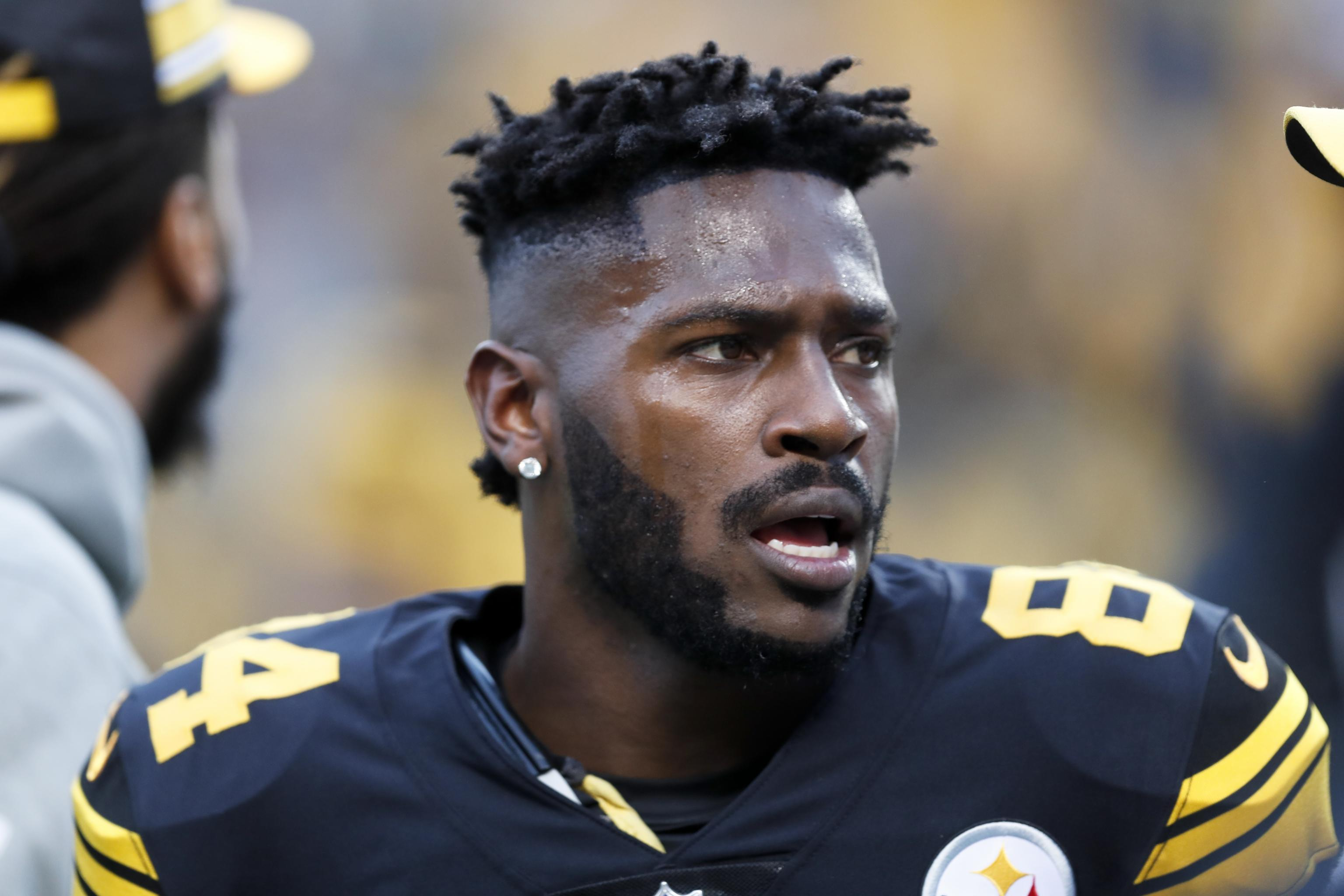 Nfl To Investigate Antonio Brown Allegedly Shoving Woman In Domestic Dispute Bleacher Report Latest News Videos And Highlights