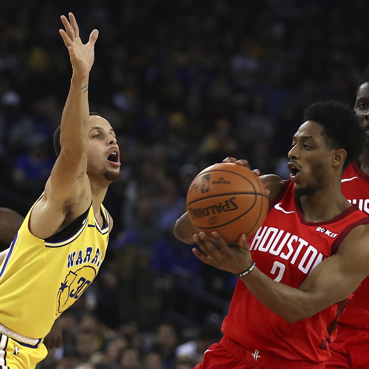 Houston Rockets News Trade: Rockets Trade Rumors: Brandon Knight, Marquese Chriss