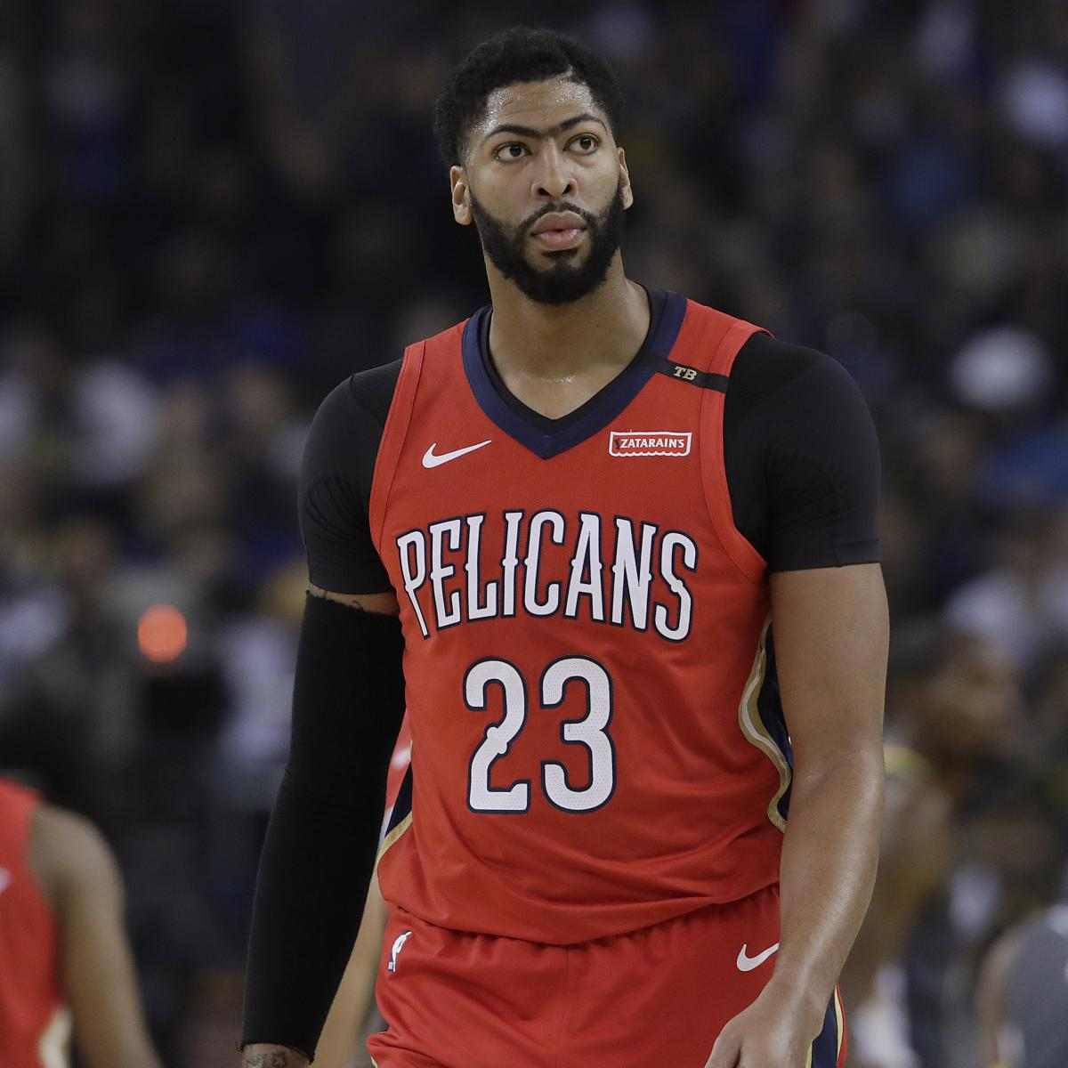 Anthony Davis Trade Rumors  Celtics to Offer  Explosive  Deal  No One  Off-Limits fcf880b99