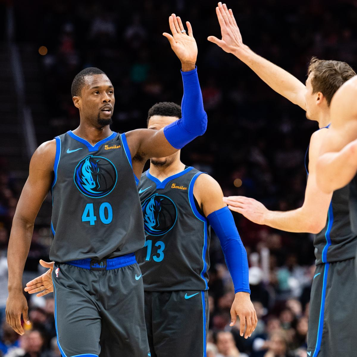 Watch Harrison Barnes Get Traded to Kings Mid-Game vs ...