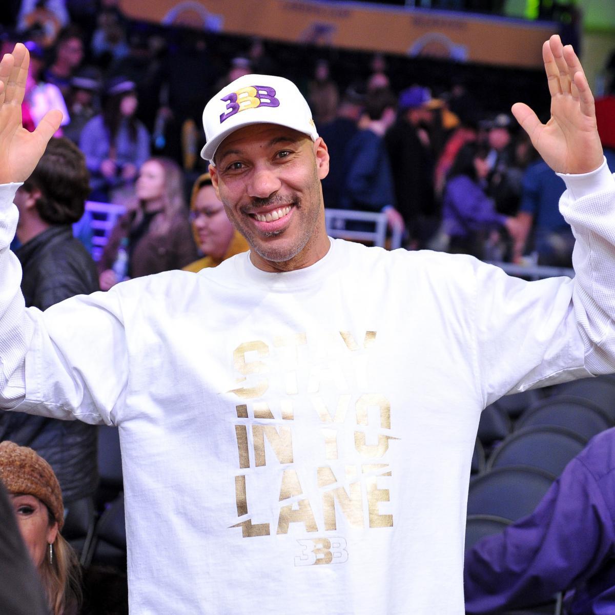 3f20d2d323d LaVar Ball  Lonzo Is Better Than LeBron James  LA Won t Win Title If PG  Traded