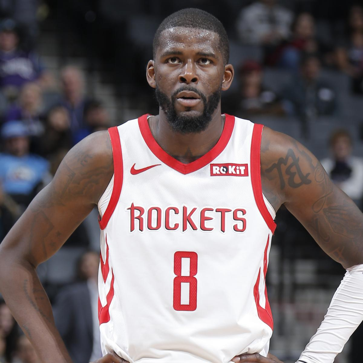 Houston Rockets News Trade: James Ennis Traded To 76ers From Rockets For 2021 Draft