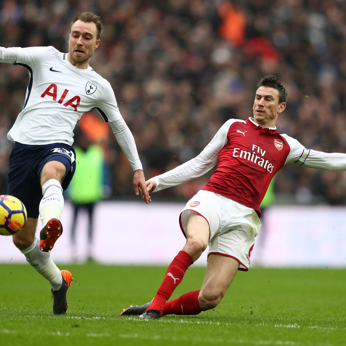 Reports Arsenal Were Ready To Sign Lucas: Tottenham Announce Stadium Won't Be Ready To Host Arsenal
