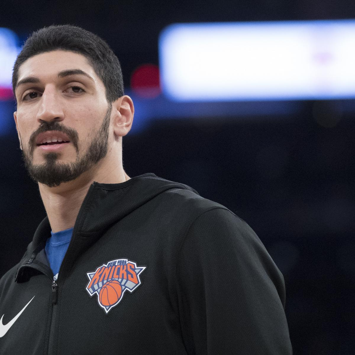 Blazers Kanter Contract: Enes Kanter Agrees To Contract With Trail Blazers After