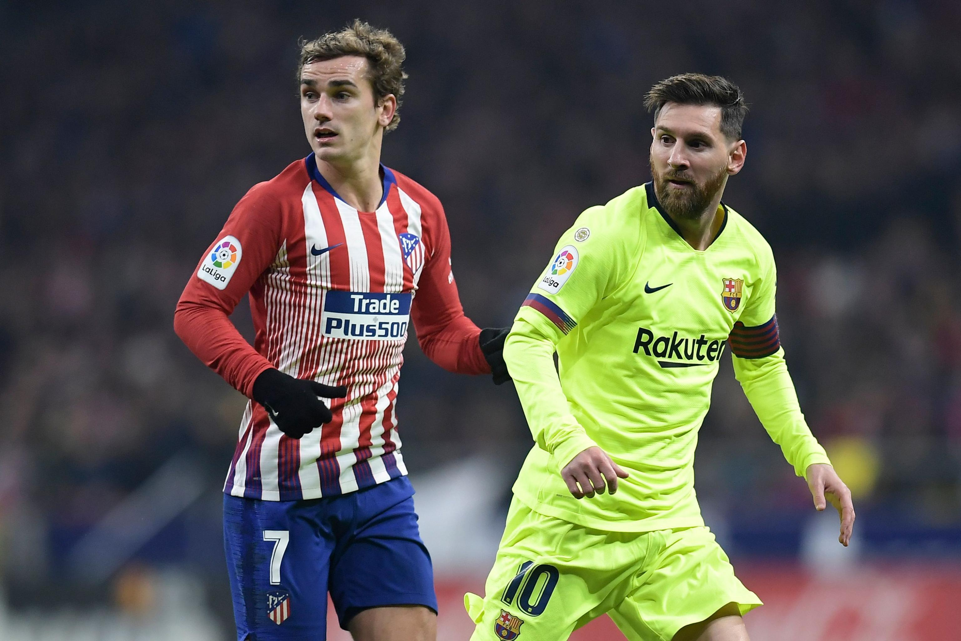 Lionel Messi Tops Cristiano Ronaldo Antoine Griezmann In L Equipe Rich List Bleacher Report Latest News Videos And Highlights