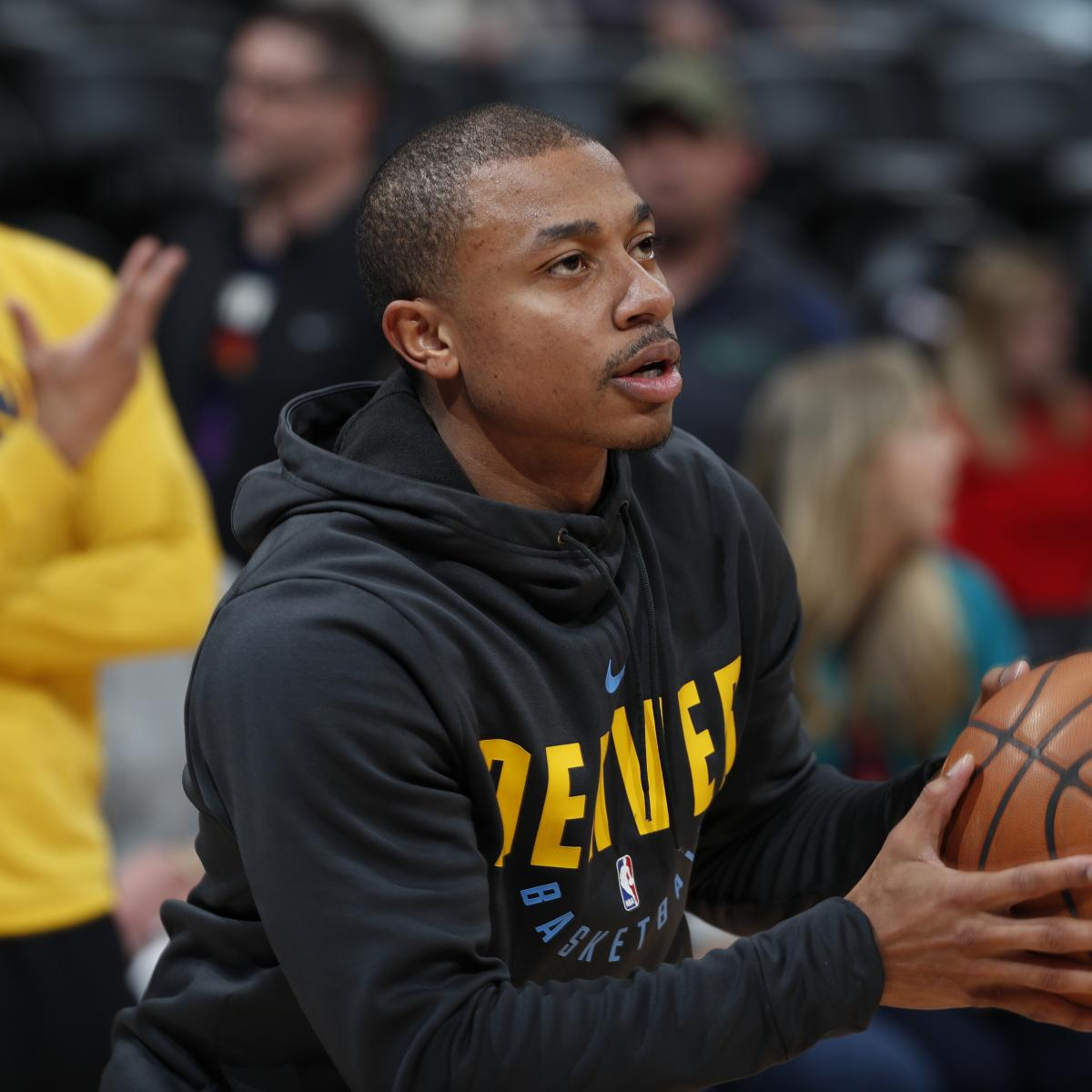 Isaiah Thomas To Remain With Nuggets; Won't Report For G