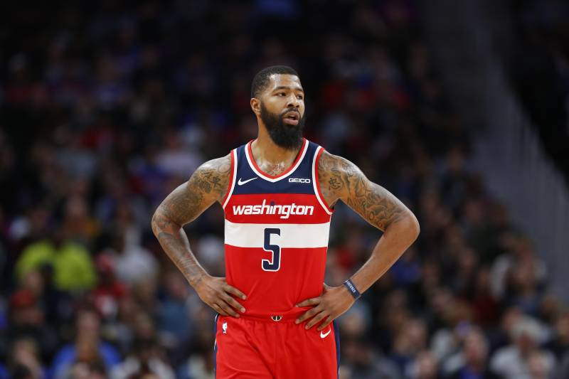 17432f8e1a8b Report  Lakers Interested in Markieff Morris Contract After Buyout from  Pelicans