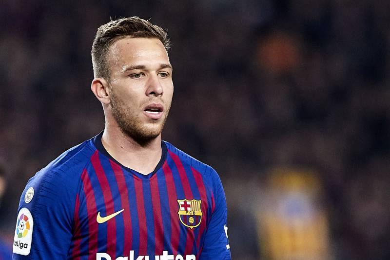 ebcc8c74e Arthur Melo Out 3-4 Weeks with Hamstring Injury