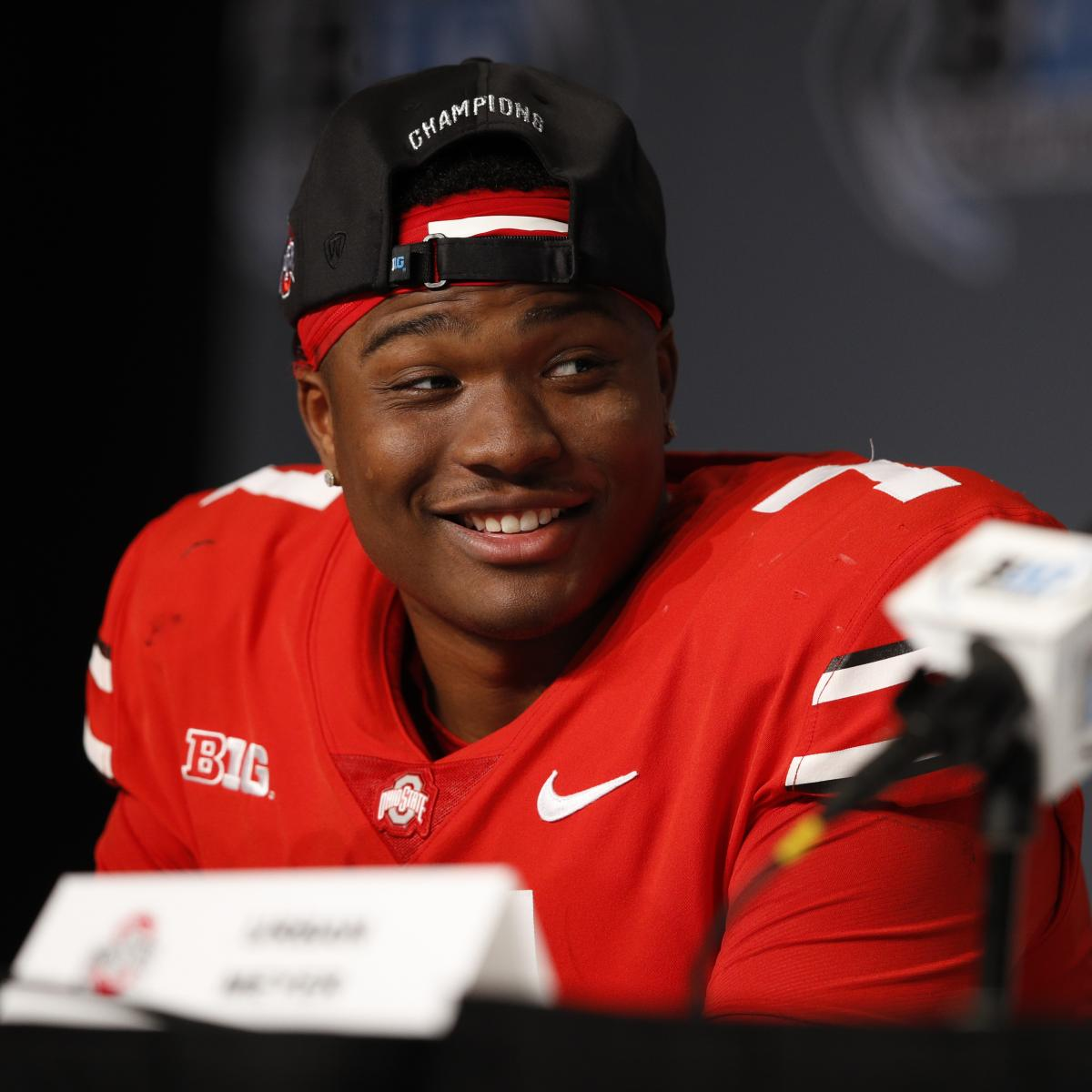 Dwayne Haskins Jokes About Stephen A. Smith Analysis with ...