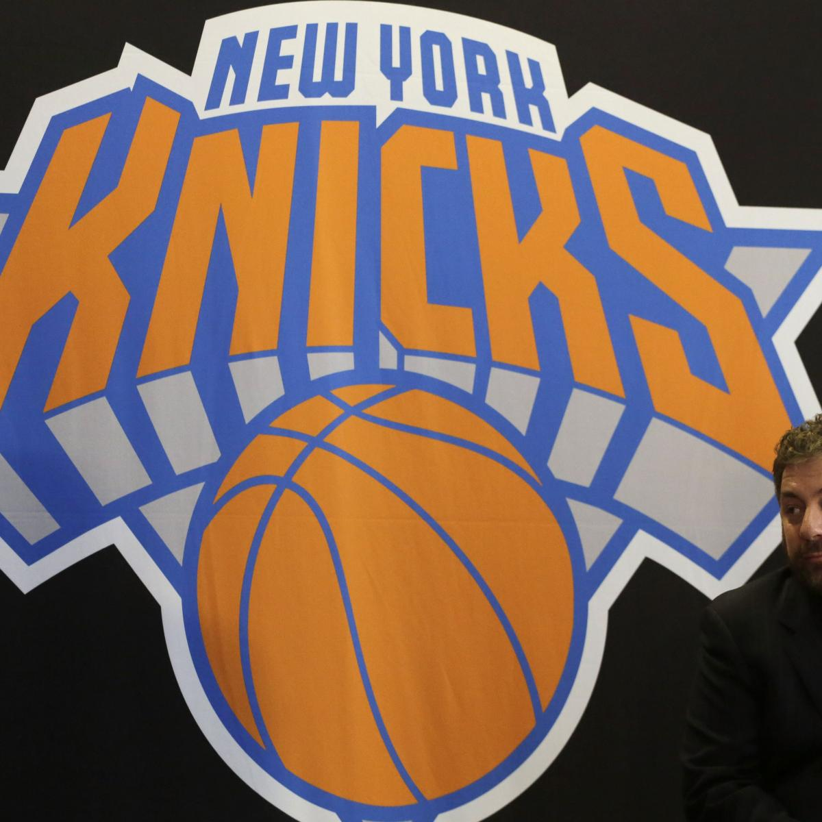 Report: High-Profile NBA Players 'Encouraged' By Knicks
