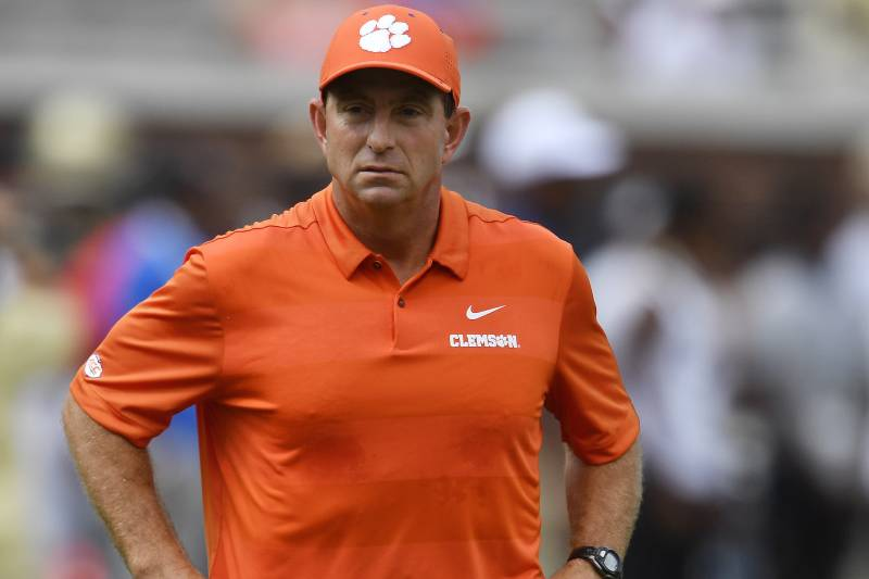 Dabo Swinney: Dexter Lawrence May Have Mistakenly Received PEDs from