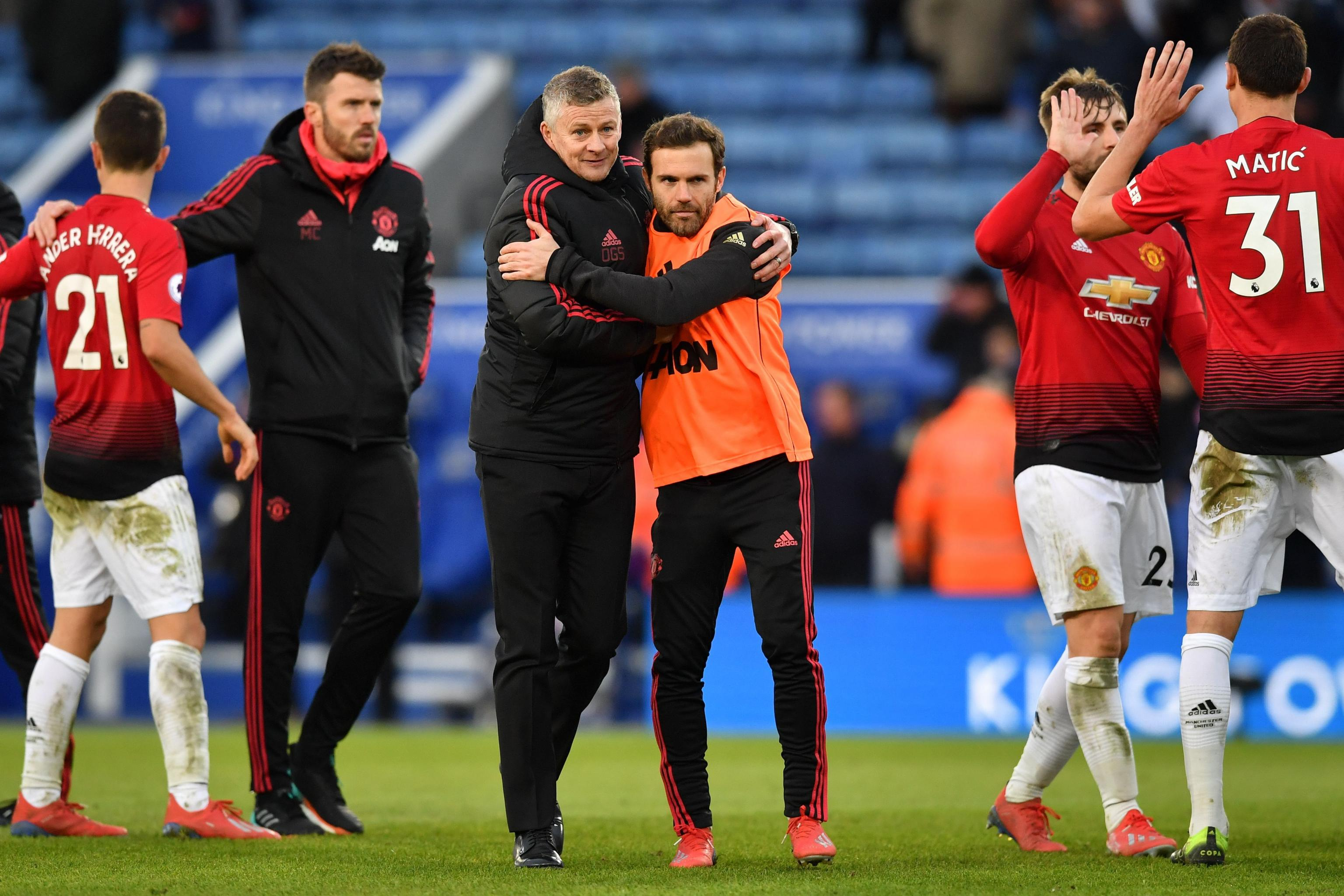 Juan Mata: There's 'Fantastic Chemistry' Between Players