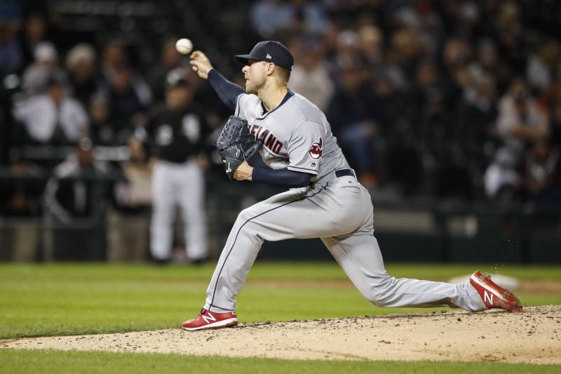 MLB Trade Rumors: Indians' Corey Kluber Has 'Almost No