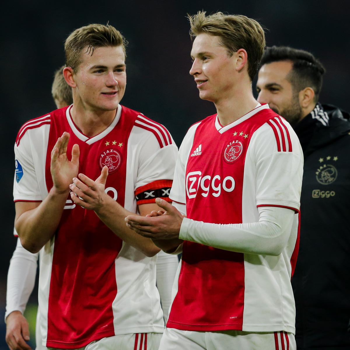 Champions League 2019 Round Of 16 Leg 2 Live Stream Tv: Ajax Vs. Real Madrid: Preview, Live Stream, TV Info For
