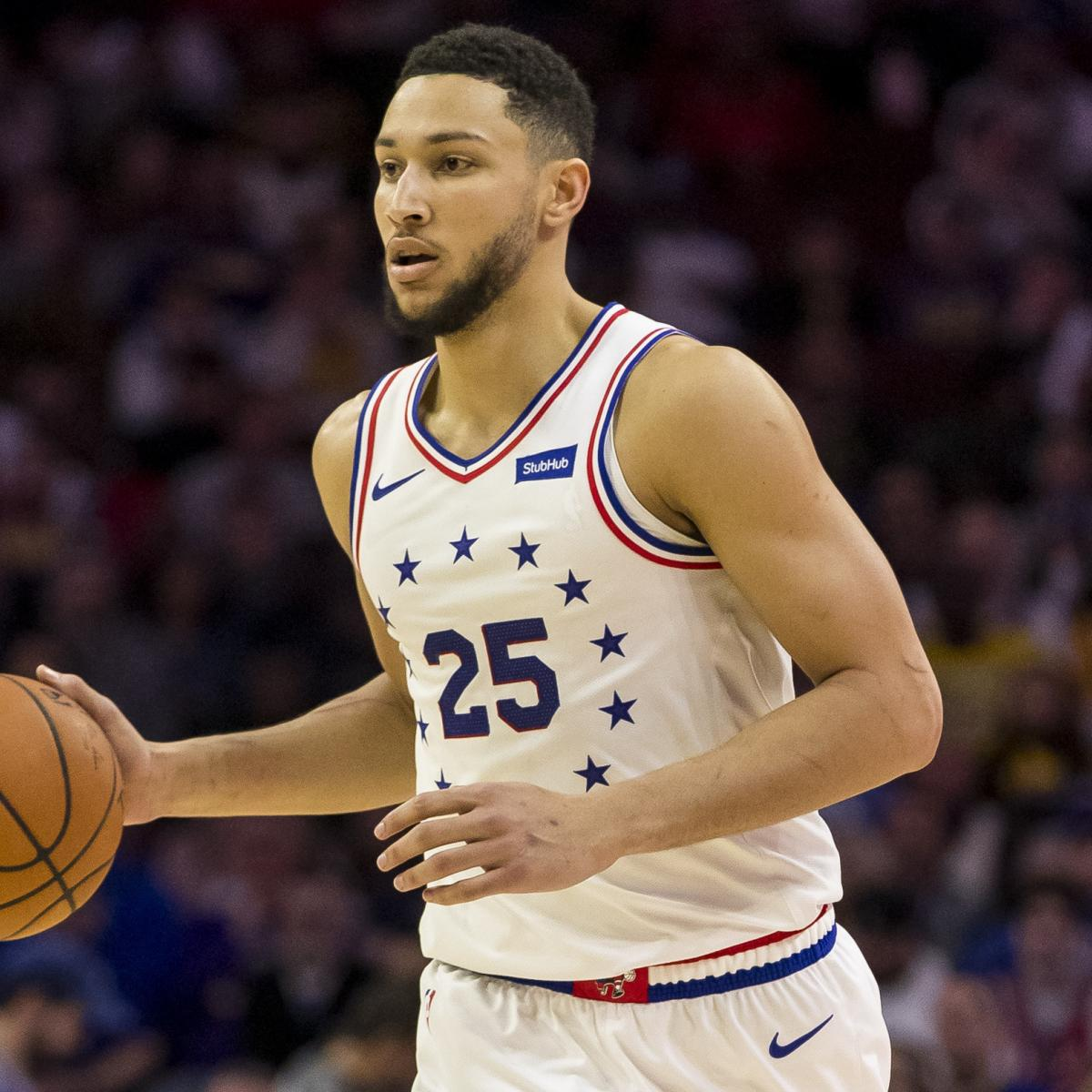NBA Investigating If Lakers, Ben Simmons Potentially