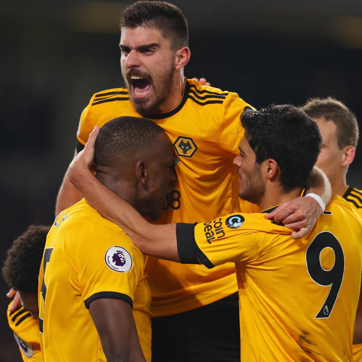 Manchester United 3 1 Huddersfield Result: Premier League Table: 2019 Standings, Week 27 Fixtures