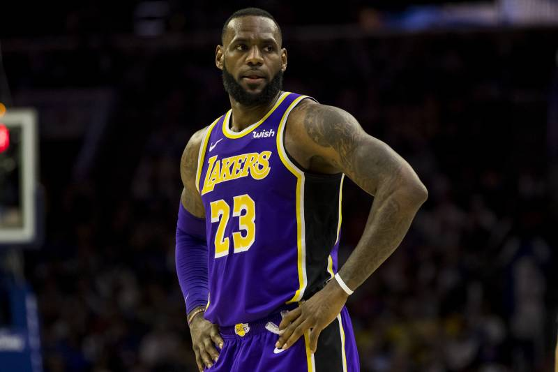 Lebron Lakers >> Lakers Wouldn T Be First Team To Waste Having Lebron James