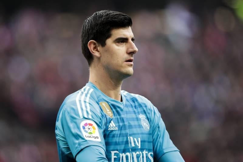 1aa0cb6a8 Thibaut Courtois Talks Real Madrid Treble Ambitions
