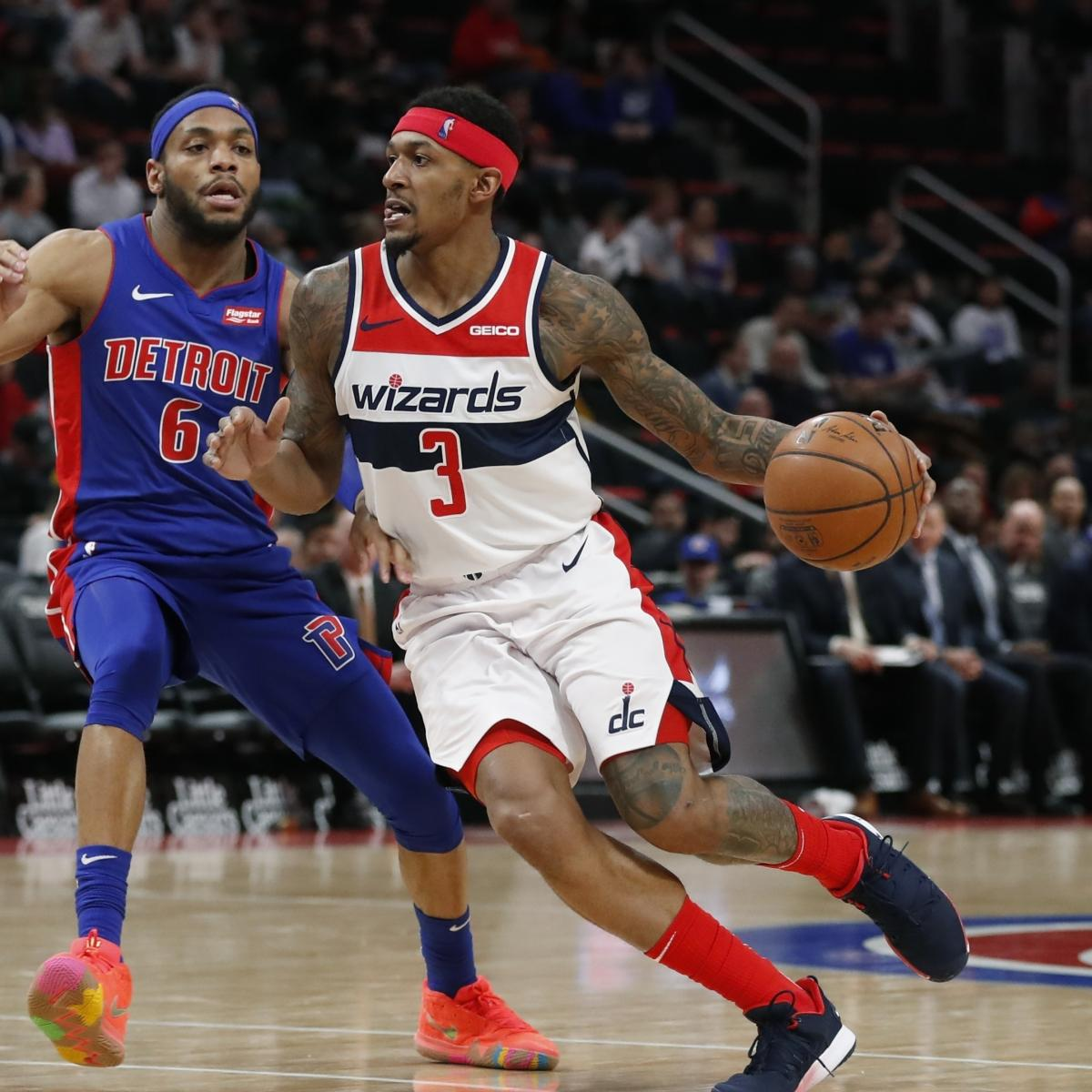 Nba Rules Bradley Beal Did Not Travel After Viral Video