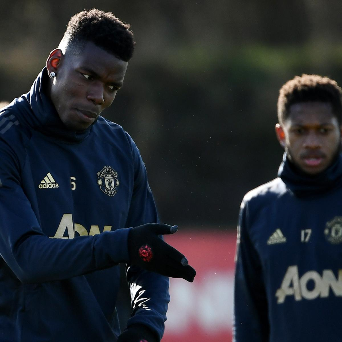 Psg Retain Champions League Favouritism Ahead Of: Video: Watch Manchester United Vs. PSG Hype Tape Ahead Of