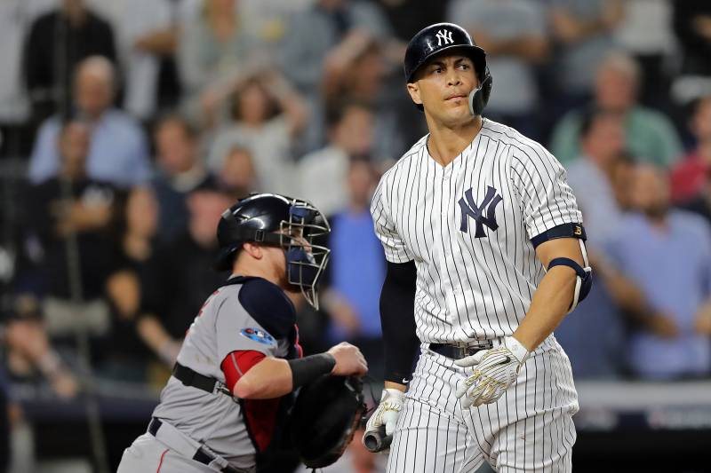 2a942e3d2 Will Yankees Regret Choosing  265M Giancarlo Stanton over Harper ...