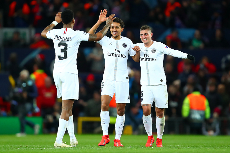 Kylian Mbappe, PSG Top Manchester United in Champions League with Neymar Injured