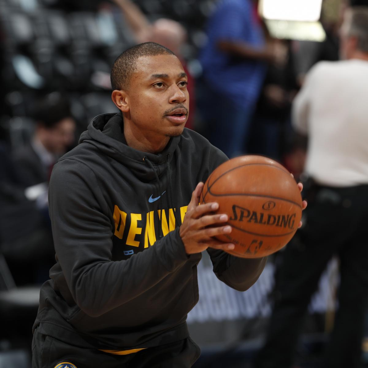 Report: Isaiah Thomas May Make Nuggets Debut Vs. Kings