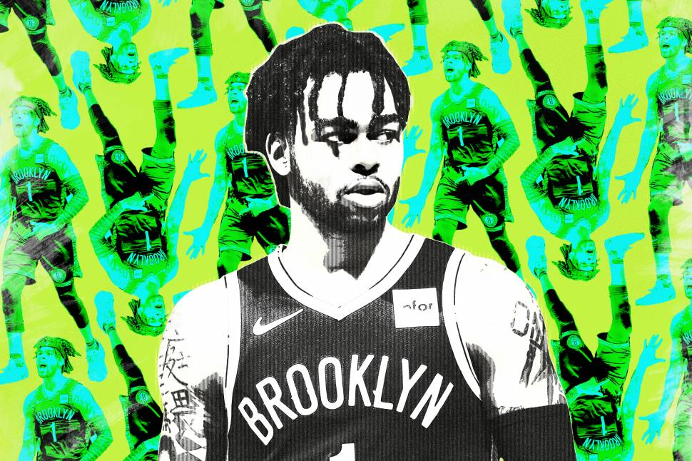 e0f8f19e4 D Angelo Russell Is Breaking Free
