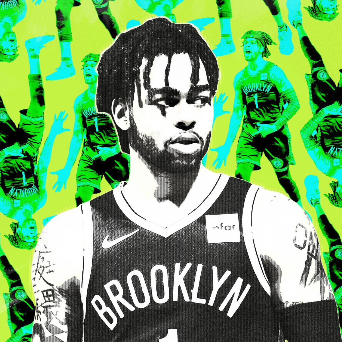 D'Angelo Russell Is Breaking Free | Bleacher Report | Latest
