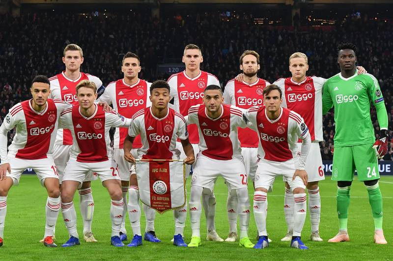33f8cf3b9 Back in the Big Time  How Ajax Engineered Their Champions League ...