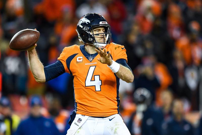 promo code 54602 0d031 Case Keenum Reportedly Could Be Traded by Broncos After Joe ...