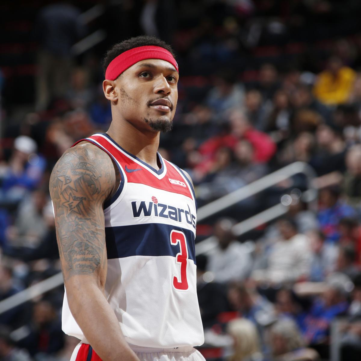 Nba Rules Bradley Beal Did Not Travel After Viral Video: Bradley Beal: Latest News, Photos, And Videos