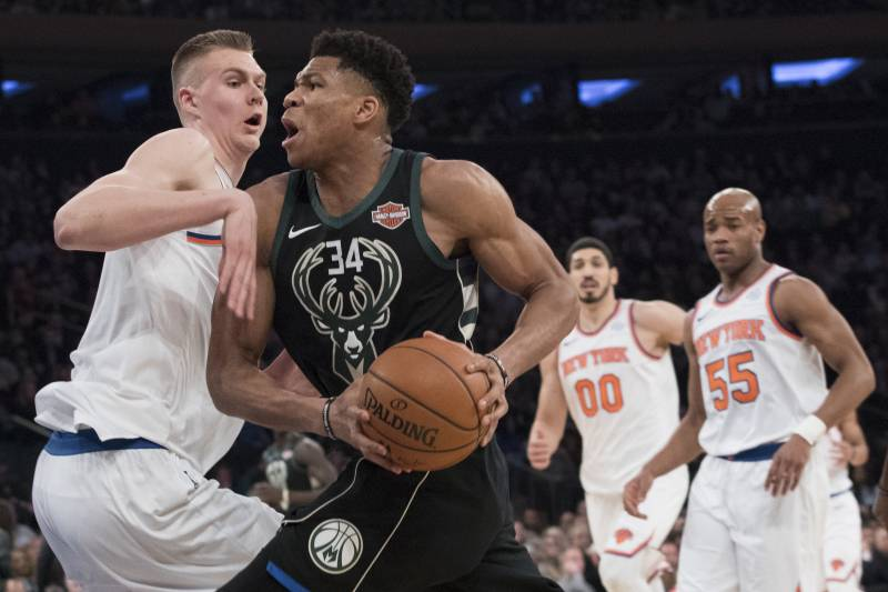 e45cc728741 Knicks News: Agent Says NY Was Only Team Not to Scout Giannis in Greece