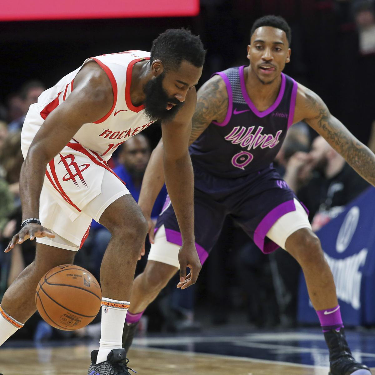 James Harden Latest News: Karl-Anthony Towns Dominant As Timberwolves Beat James