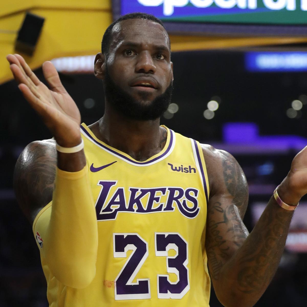 2019 NBA All-Star Game, MVP Odds Revealed; Team LeBron
