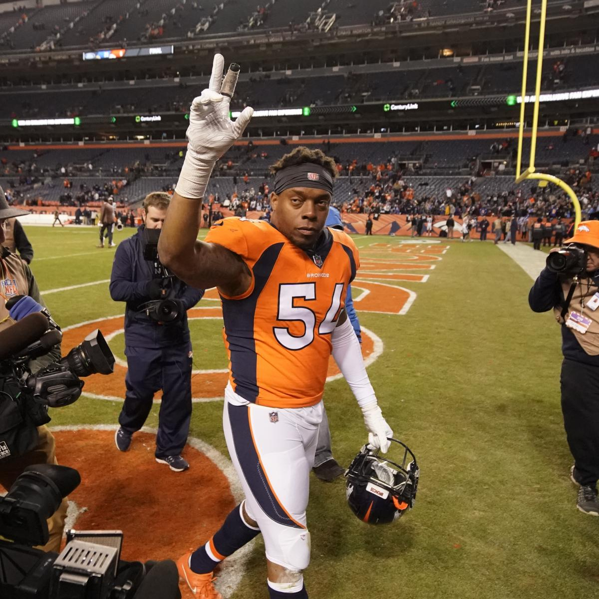 Brandon Marshall Contract Option Not Picked Up By Broncos