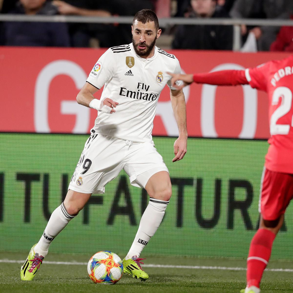 Champions League 2019 Live Stream Odds For Tuesday S: Real Madrid Vs. Girona: Odds, Preview, Live Stream, TV