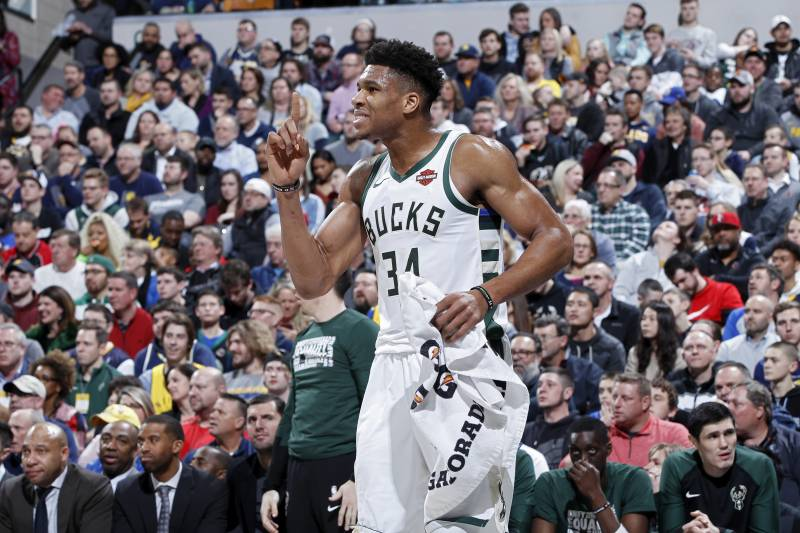 a9277b0d96e1 Giannis Antetokounmpo is an MVP favorite as the captain of his NBA All-Star  Game