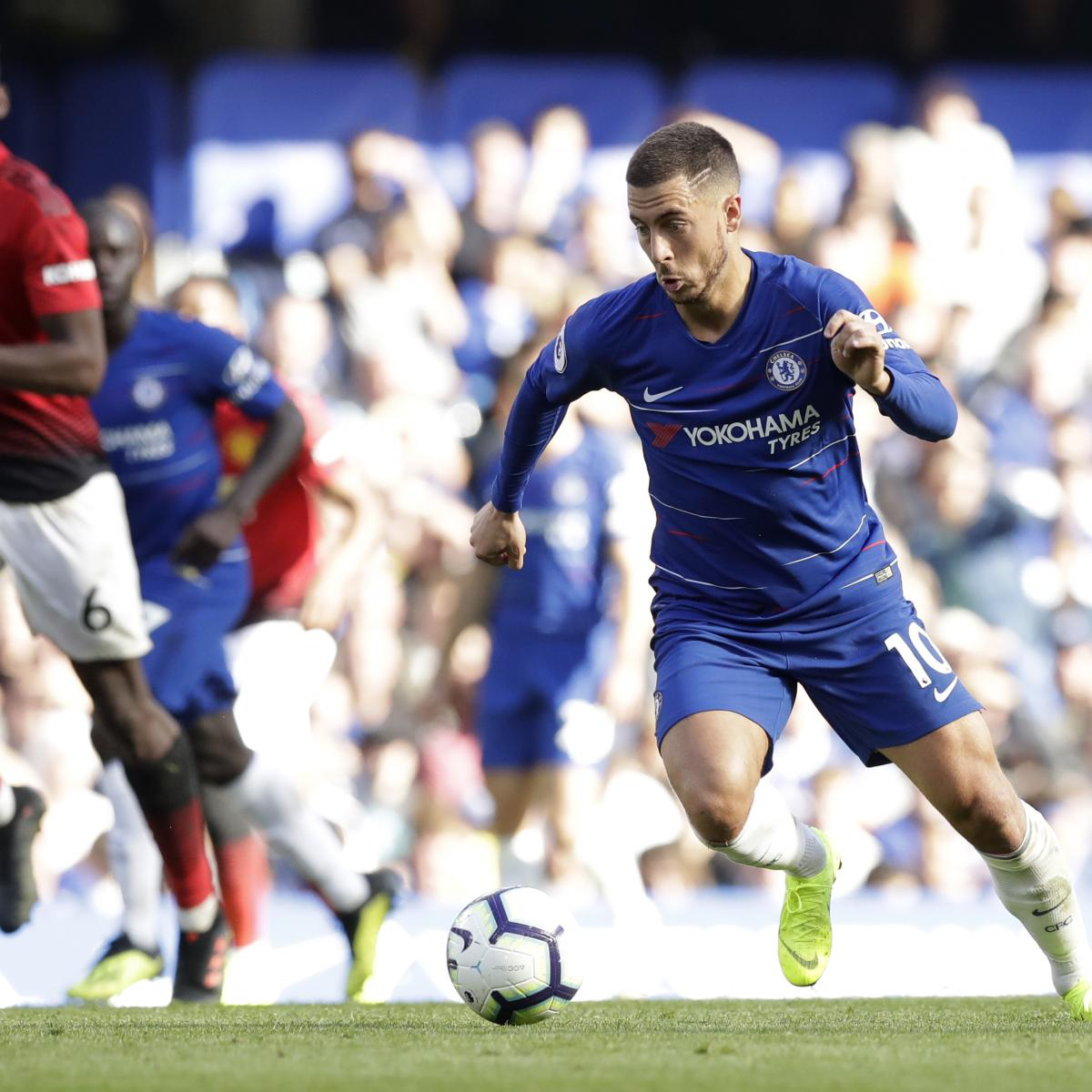 Premier League 17 Matchday Round Season 2018 2019: Chelsea Vs. Manchester United: FA Cup 2019 Odds, Live