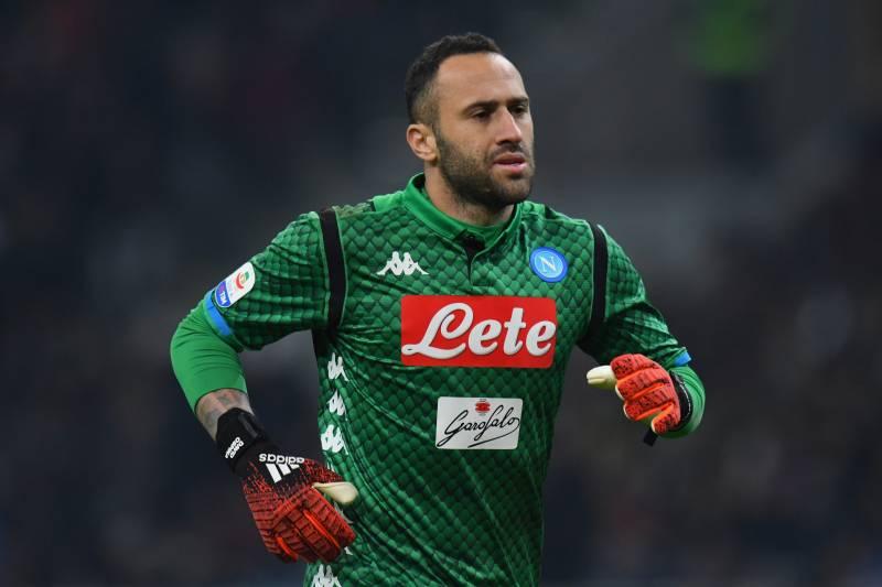35a5b5b32 David Ospina Hints Napoli Don t Want Him on Permanent Deal