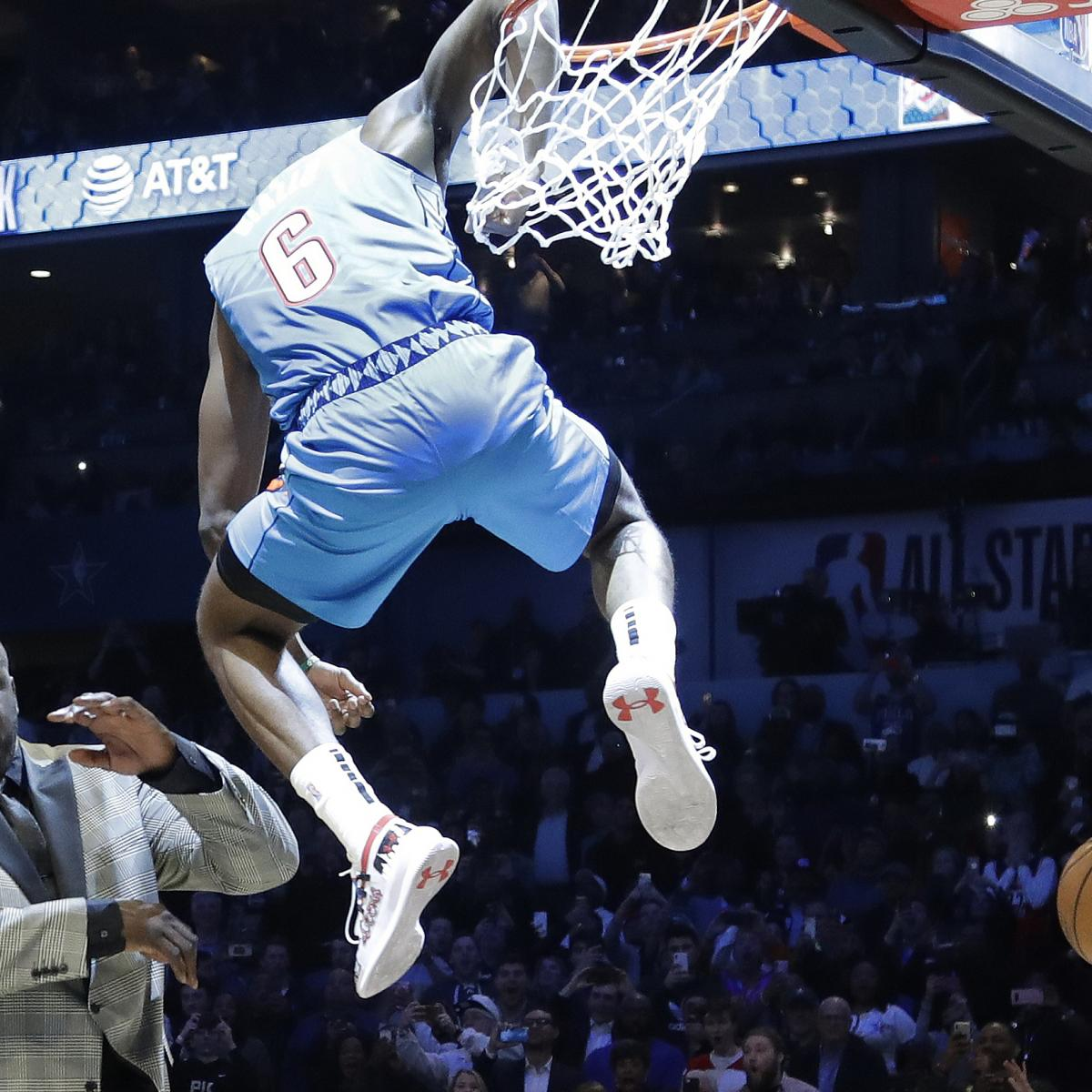 Hamidou Diallo Wins 2019 Nba Slam Dunk Contest Full