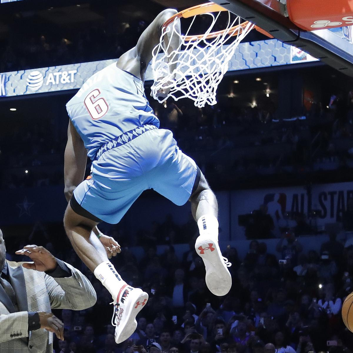 NBA Slam Dunk Contest 2019: Best Highlights, Reaction From