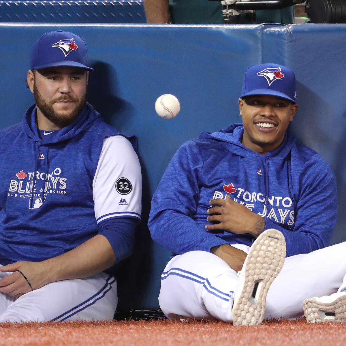 7e50f2509 MLB Rumors  Marcus Stroman Offered Blue Jays Contract Despite Pitcher s  Comments
