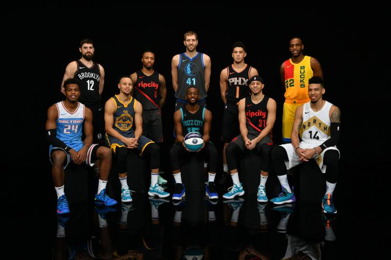 6bf5899beba NBA All-Star Game Uniforms 2019  Pictures and Breakdown of This Year s  Threads
