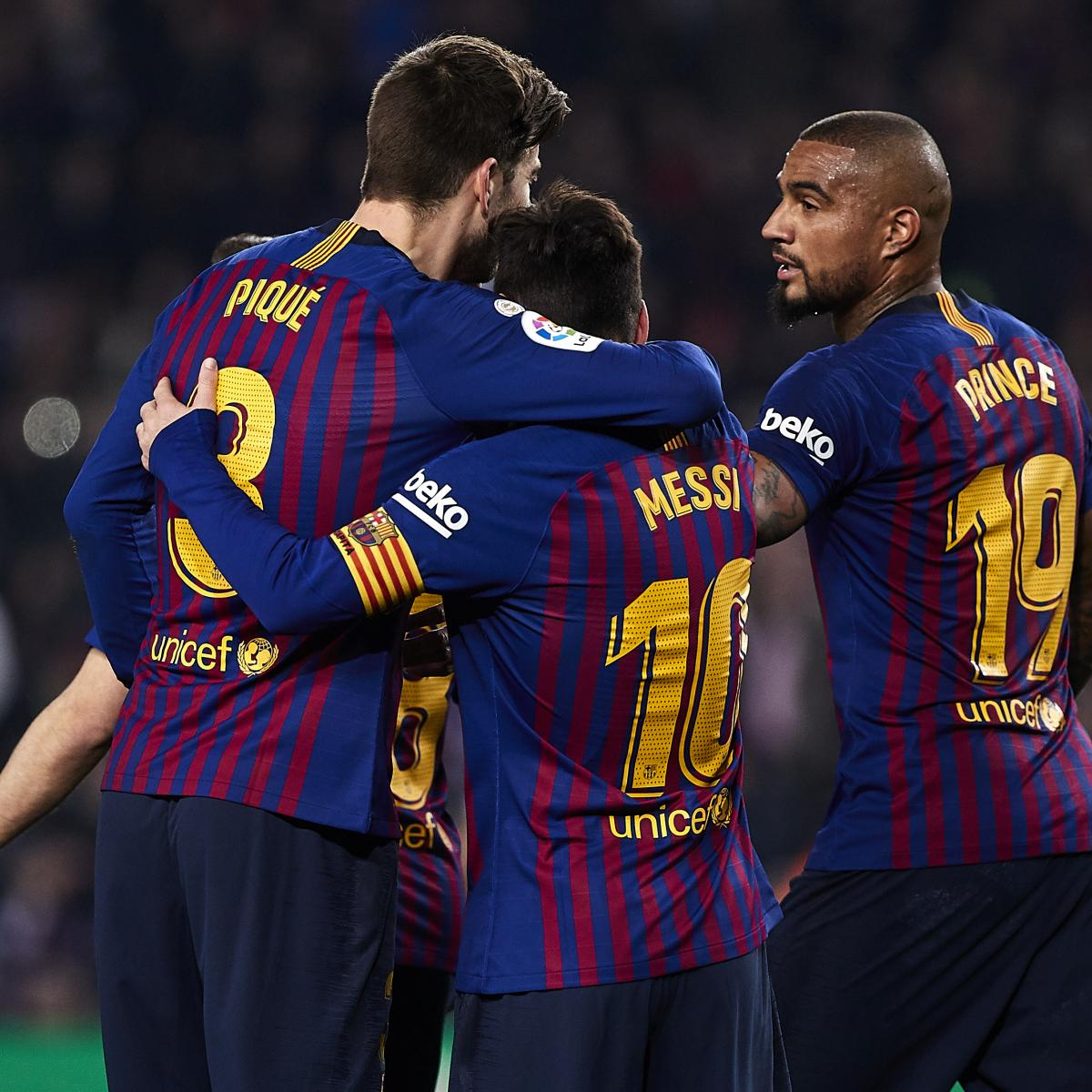 Champions League 2019 Live Stream Odds For Tuesday S: Lyon Vs. Barcelona: Preview, Live Stream, TV Info For UCL